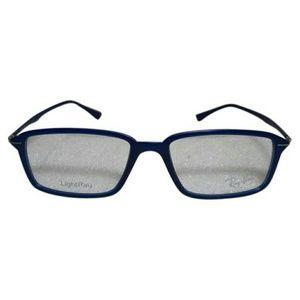 Brand new RayBan Blue Titanium Eyeglasses